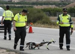 LA COMUNITAT ENCABEZA LAS MUERTES DE CICLISTAS PESE AL PLAN DE SEGURIDAD VIAL