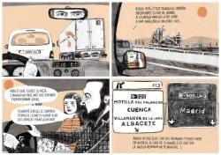 Las viñetas de la valenciana Ana Penyas hacen historia