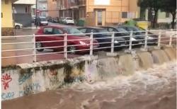 Declarada la emergencia en la Ribera por los desbordamientos y las inundaciones