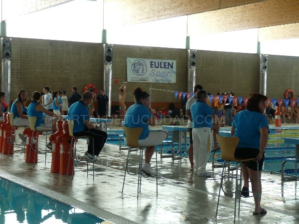 La piscina cubierta de benifai acogi la iii liga for Piscina cubierta tomares
