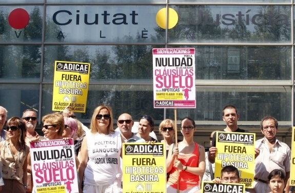 Medio millón de valencianos podrán recuperar una media de 6.000 euros