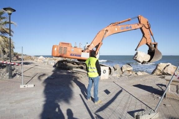 60 días para resucitar las playas de la Comunitat Valenciana