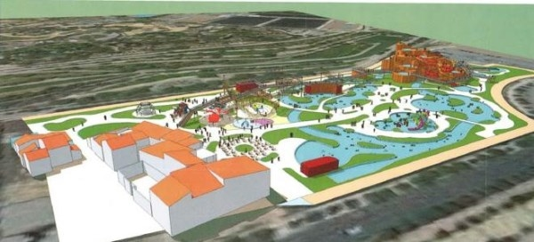 El Bioparc propone un parque acuático junto a Campanar