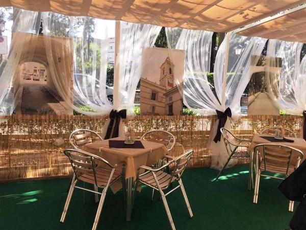 La Cafetería Capricho gana el quinto concurso de decoración de terrazas de Alberic