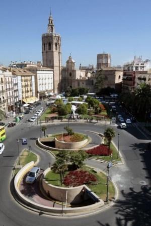 El Ayuntamiento de Valencia sigue con el plan de la plaza de la Reina pese al aviso de Del Rey