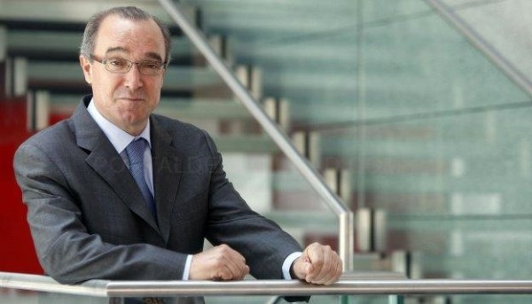 ANTONIO MAYOR, PRESIDENTE DE HOSBEC. / ÁLEX DOMÍNGUEZ