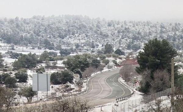 Las heladas se extienden y Valencia rozará los 0 grados
