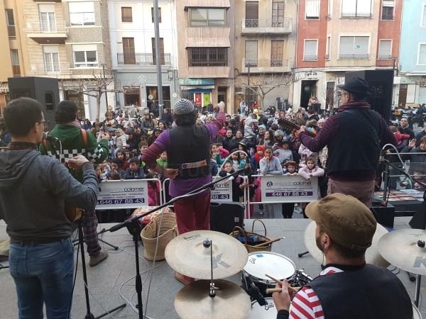 BENIFAIó VIVIó CON UNA ALTA PARTICIPACIóN EL CARNAVAL 2018