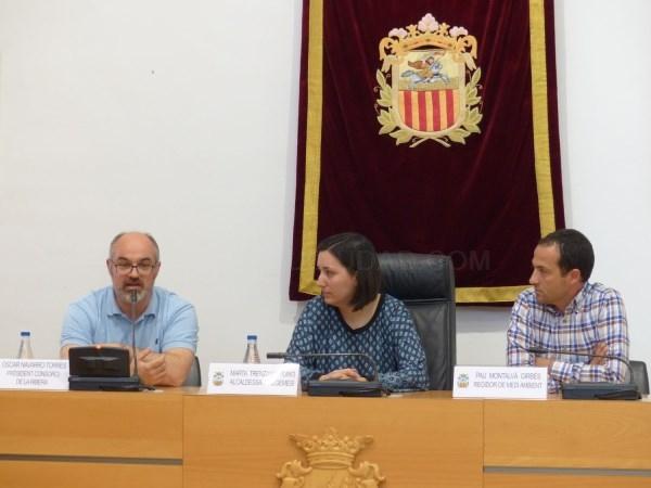 L'OFICINA VERDA D'ALGEMESí ATéN A 409 USUARIS I ELS ACONSEGUEIX UN ESTALVI ENERGèTIC VALORAT EN 15.000 EUROS