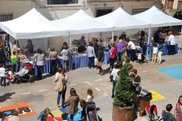Carlet inaugura el sábado la Feria del Libro como preludio de las actividades del mes de abril