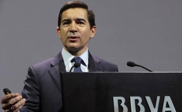 EL CONSEJERO DELEGADO DE BBVA, CARLOS TORRES. / R. C.