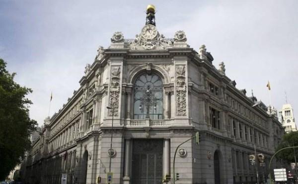 SEDE DEL BANCO DE ESPAñA EN MADRID. / AFP