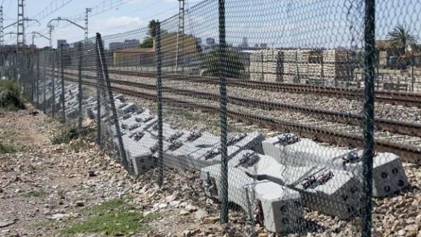 El corredor mediterráneo llega a final de legislatura sin ninguna obra en marcha