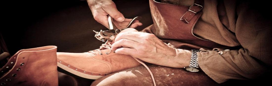 Francis  artesanos del calzado, ensanchar calzado