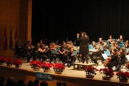 """""""Concierto de Navidad de la Joven Orquesta Universidad de Valladolid, con el Coro de Voces Blancas,  a favor de UNICEF"""""""
