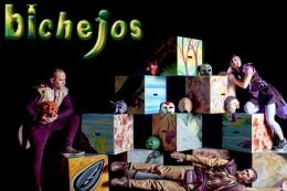 """Teatro infantil: """"Bichejos"""", de la compañía Bambalúa Teatro"""