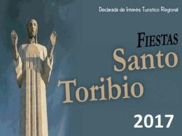 PROGRAMA ROMERIA SANTO TORIBIO 2017