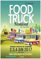 II edición del Food Truck Festival Palencia
