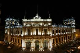 Ruta de la Luz. Luces de Palencia