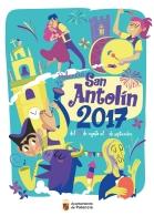Programa San Antolin 2017. Palencia