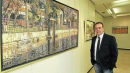 """EXPOSICIóN DE PINTURAS DE MUñOZ BERNARDO: """"LA MIRADA CASUAL"""""""
