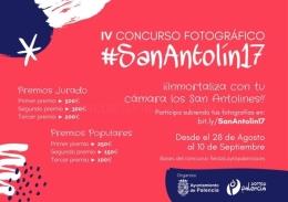 IV Concurso Fotografía San Antolín 2017.