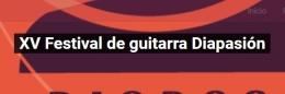 XV Festival de guitarra Diapasión