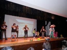 """Espectáculo musical infantil """"Los Dinosaurios"""""""
