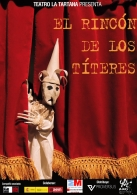 "Festival de Teatro infantil: ""El rincón de los títeres"" de La Tartana Teatro"