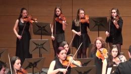 Concierto de la Agrupación de Violas de Castilla y León (VIOLACYL)