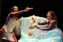 "Teatro infantil: ""Almendrita, la pequeña"""