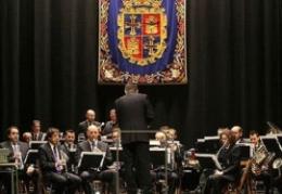 Concierto Música y Poesía. BANDA MUNICIPAL DE MÚSICA DE PALENCIA