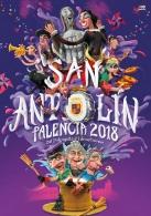 Programa San Antolin Palencia 2018