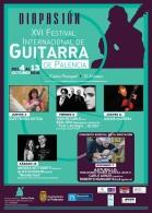 Festival Internacional de Guitarra de Palencia. Diapasión