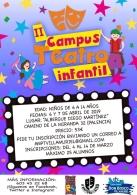 II CAMPUS DE TEATRO INFANTIL