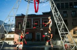 Circo. Pasen y vean Palencia