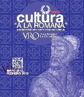 "PROGRAMA CULTURAL ""A LA ROMANA"". VILLA ROMANA LA OLMEDA."