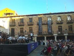 Conciertos de veranos de la Banda Municipal de Música