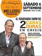 DOS CARAS DURAS EN CRISIS