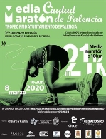 V Media Maratón El Norte de Castilla Ciudad de Palencia