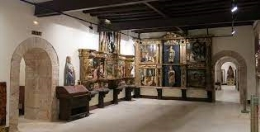 COLECCION PERMANENTE DEL MUSEO DIOCESANO DE PALENCIA