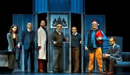 """Teatro: """"Invernadero"""".- Cía. Teatro del Invernadero"""