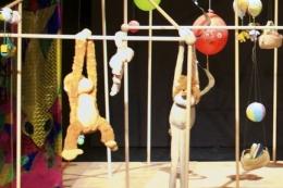 """Teatro para bebés :""""JOP"""".- Cía Tyl Tyl"""