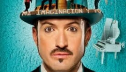 """Teatro jóvenes / adultos """"Mi imaginación y yo"""", por la compañía Alex O'Dogherty y la Bizarrería"""