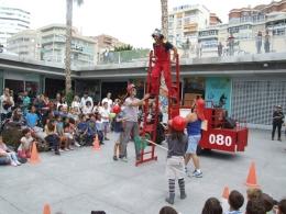 Circo Mediterráneo. Rola Bola