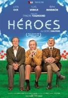 Héroes.  Juan Gea, Luis Varela y Iñaki Miramón