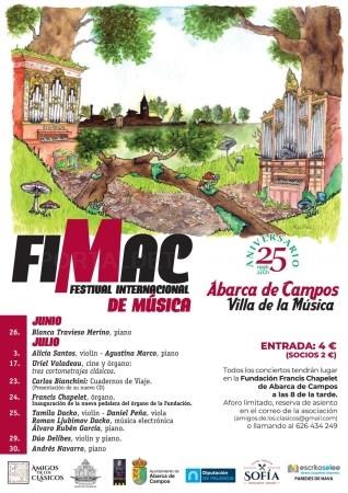FESTIVAL INTERNACIONAL DE MÚSICA DE ABARCA DE CAMPOS (FIMAC)