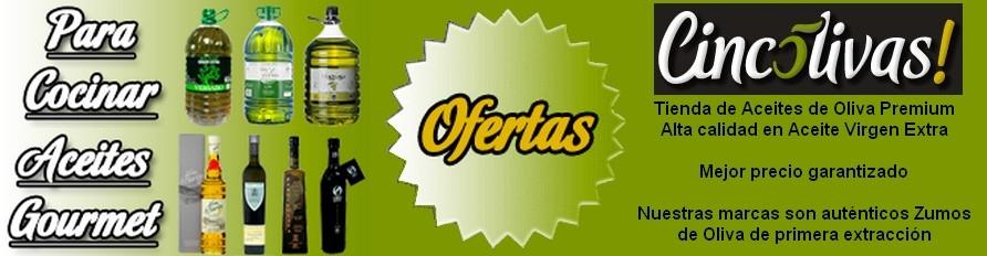 Aceite Oliva Virgen en Palencia