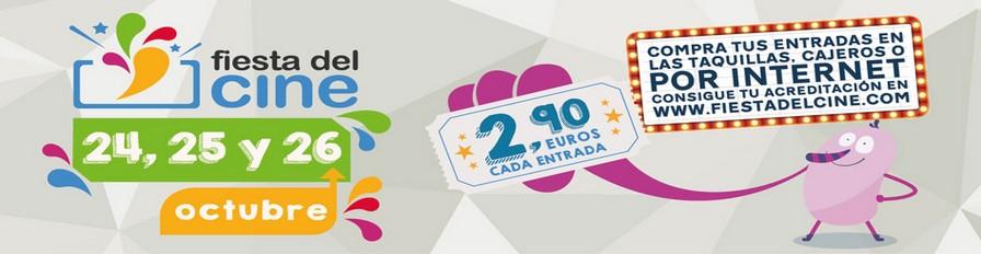Fiesta del Cine Palencia. Tus entradas aquí