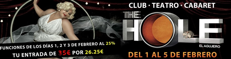 The Hole en Palencia